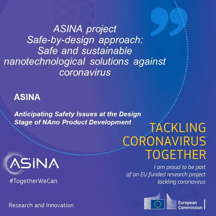 ASINA tackling coronavirus