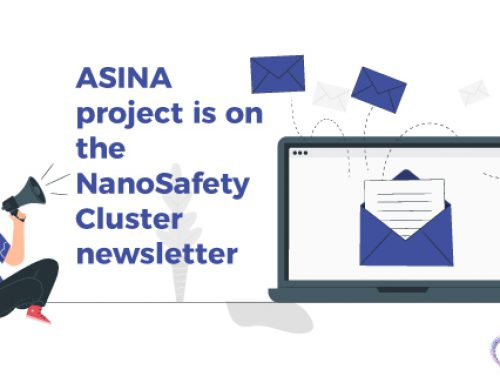 ASINA project on the NanoSafety Cluster newsletter