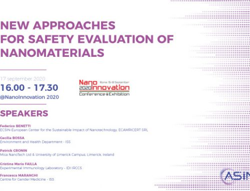 New approaches for safety evaluation of nanomaterials