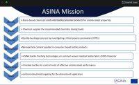 ASINA presentation at NanoInnovation 2020