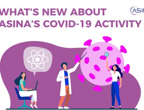What's new about ASINA's Covid-19 activity
