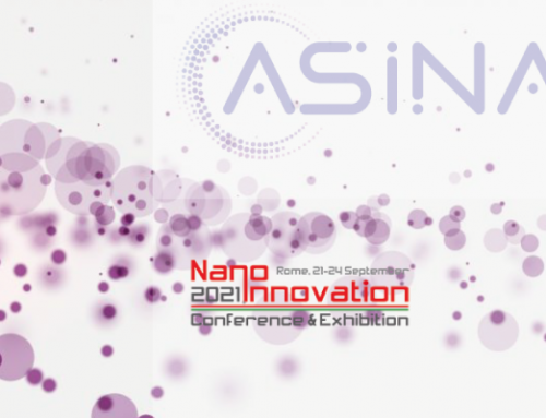 """ASINA at the Symposia """"Safe by Design of nanomaterials in industrial production processes"""""""