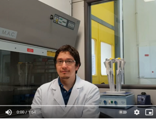 Diego Omar Sanchez Ramirez | Early Carrier Researchers interview for Asina Project