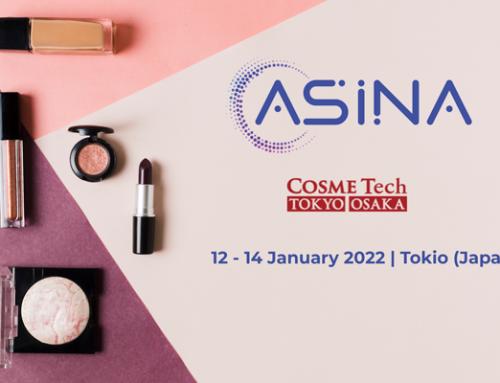 ASINA project at CosmeTech Tokyo 2022